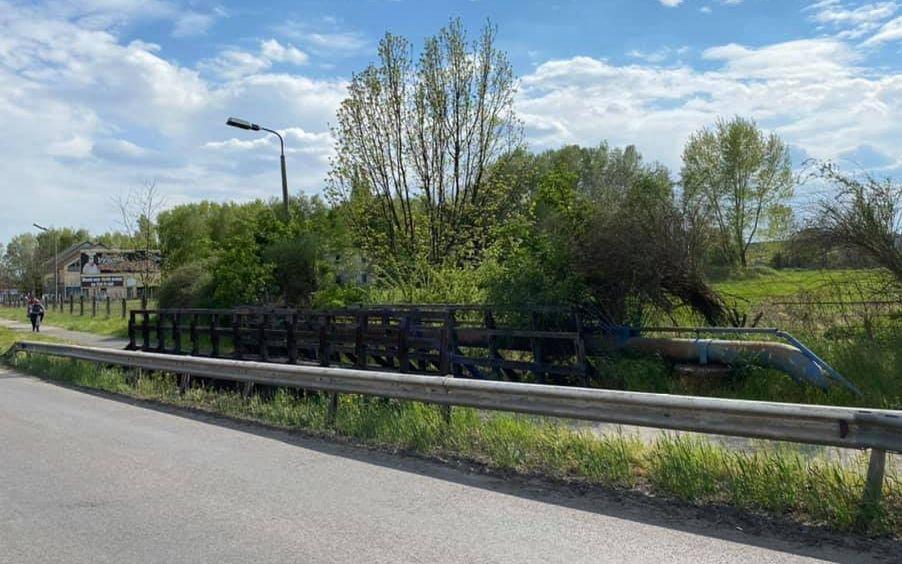 Megújuló fahíd, egy sávra szűkül az 53-as a Kőrösi úton