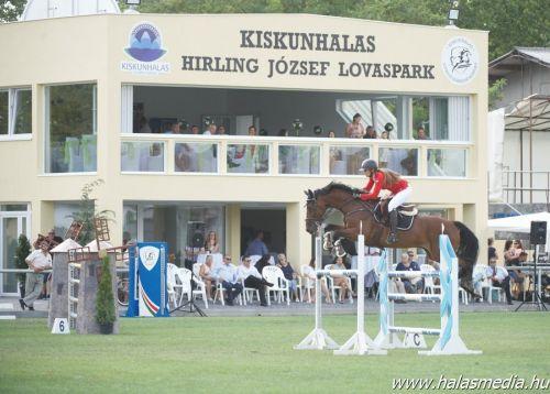 Országos kiemelt verseny és Grand Prix díjugrató lovasverseny