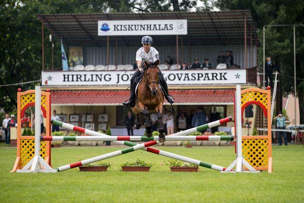 Regionális díjugrató lovasverseny - 2019.06.14
