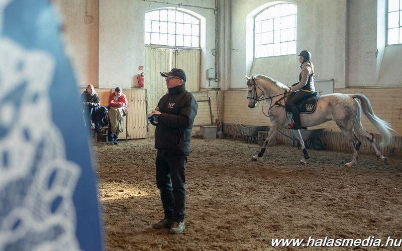 Janik edzőtábor a lovasparkban (galéria)