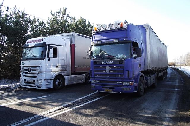 Mehetnek a kamionok Szerbiába