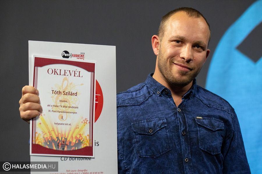 Tóth Szilárd lett 2019 hangja