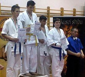 Karate-sikerek