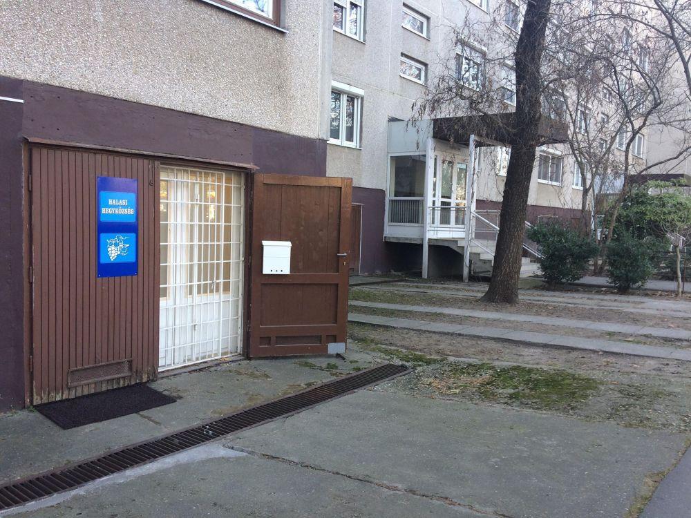 Új helyen a Hegyközség irodája