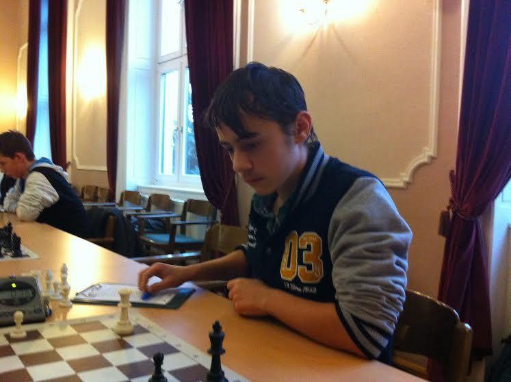 Dominik a legjobb halasi sakkozó