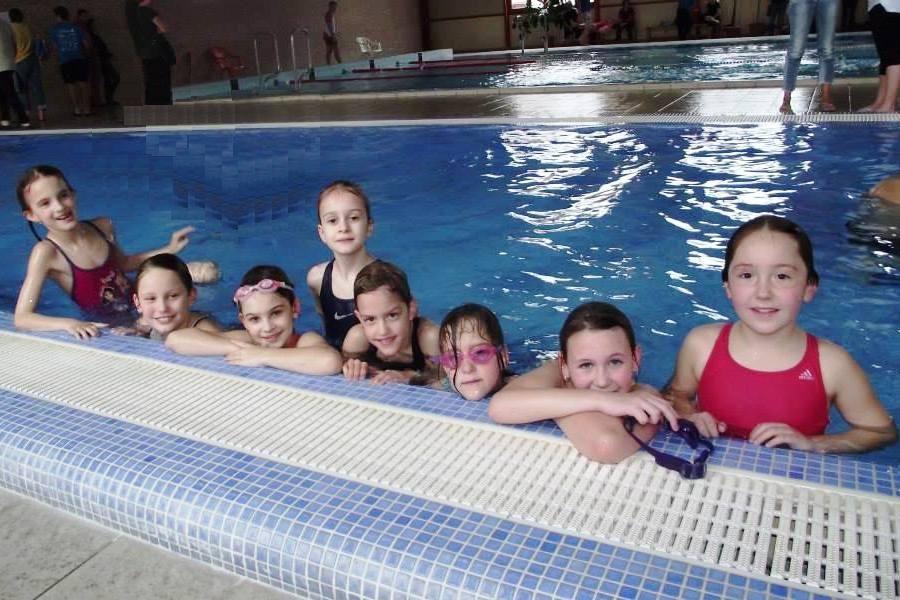 Utánpótlás úszóbajnokság