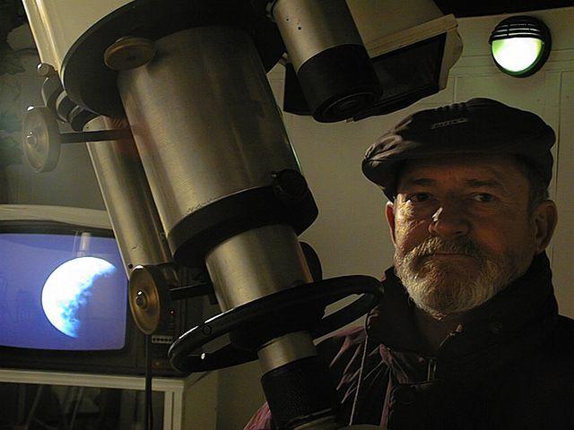 Igazi meteorit a Csillagászati Napokon