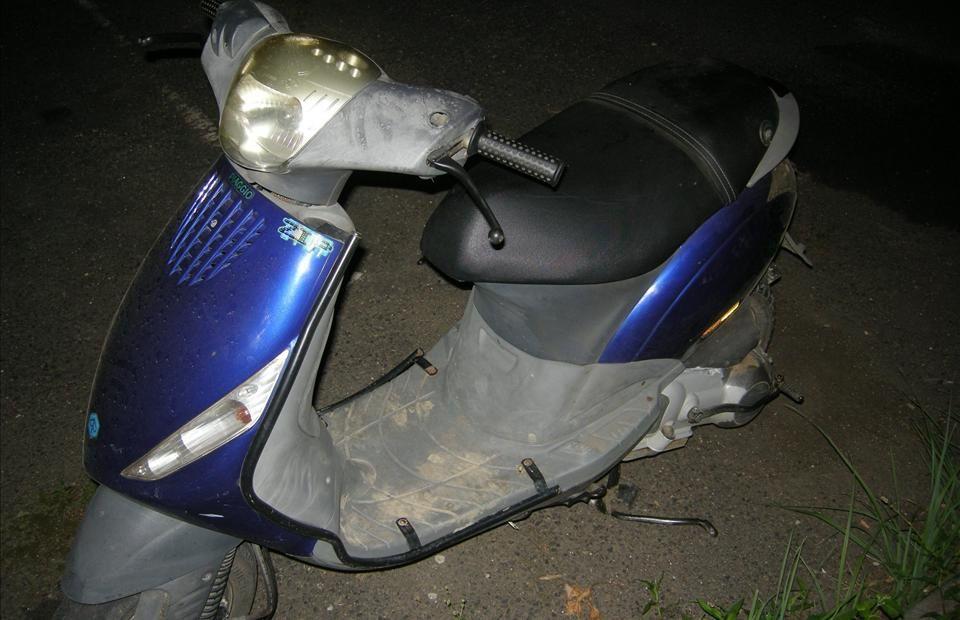 Jogsi nélkül motorozott