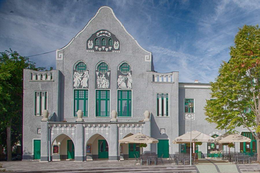 színház - Zsákbamacska