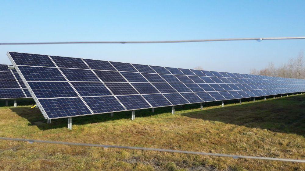 Kiskunhalason is megvalósult az új naperőmű