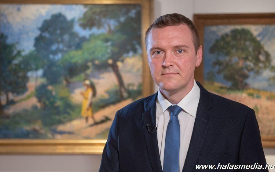 Fülöp Róbert polgármester város napi köszöntője