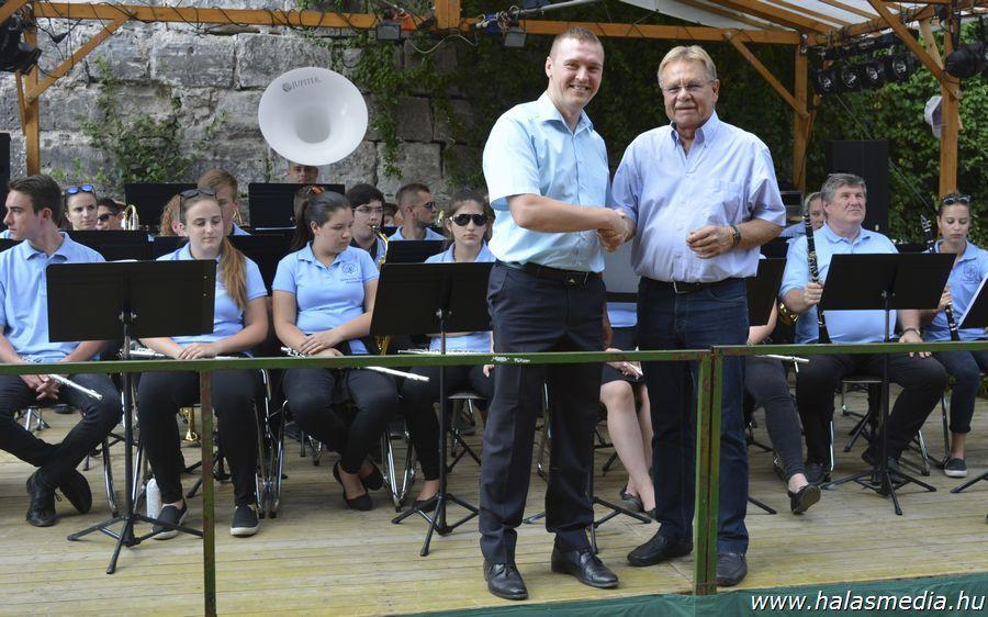 Koncertek és kapcsolatépítés Kronachban