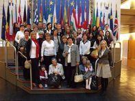 Strasbourgba utaztak a sziládysok