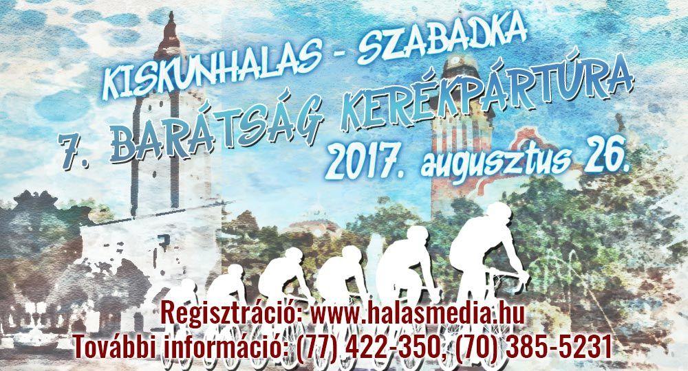 Kiskunhalas - Szabadka kerékpártúra