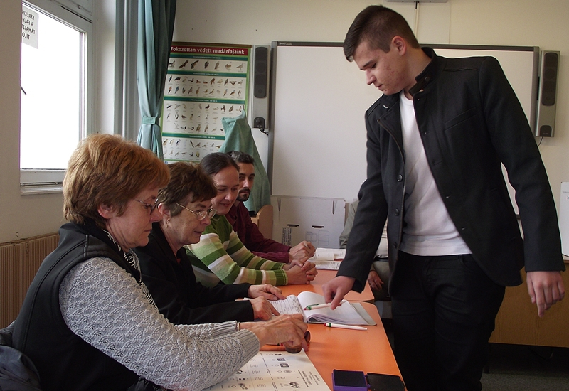 Választási bizottság alakul