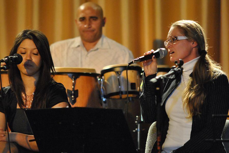 A családsegítőkért zenéltek