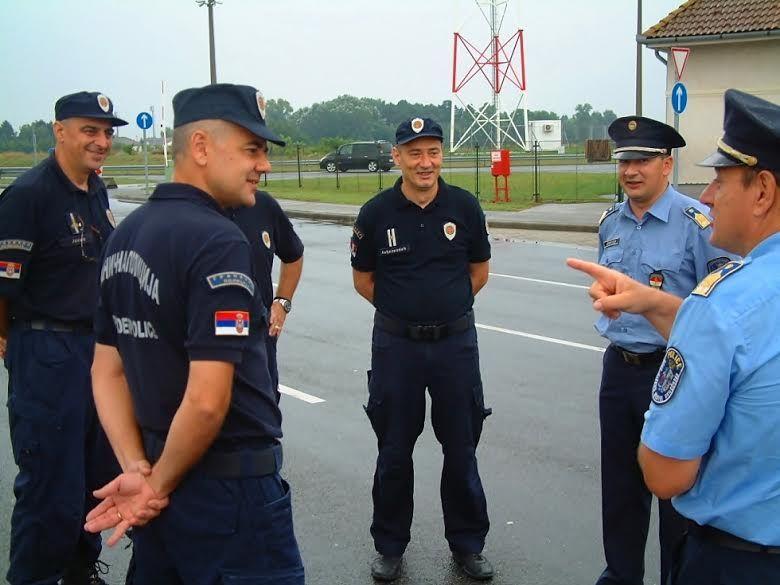 Magyar-szerb közös járőrök