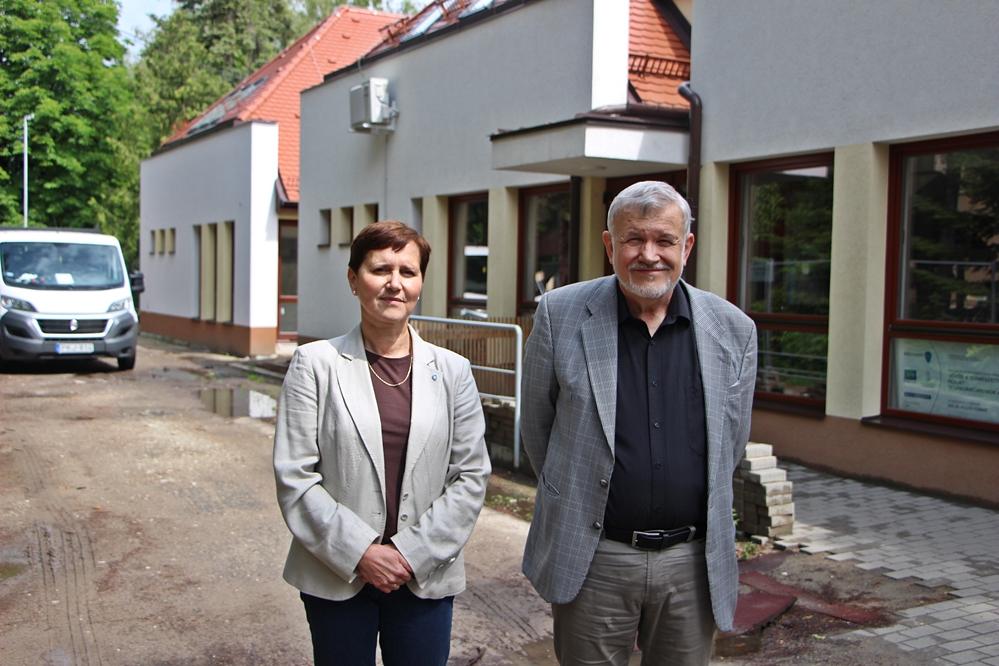 Új öltözők és mosdók a Szilády-ban