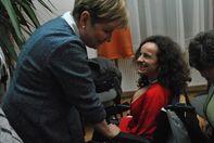 Jótékonysági német nemzetiségi est a volt házelnökkel