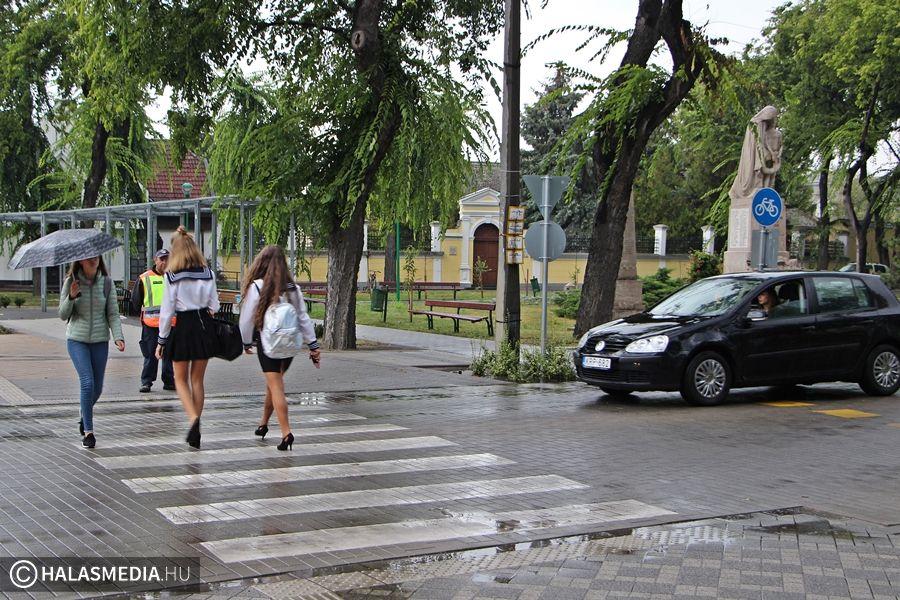 Jön az iskola, közlekedési tumultus várható
