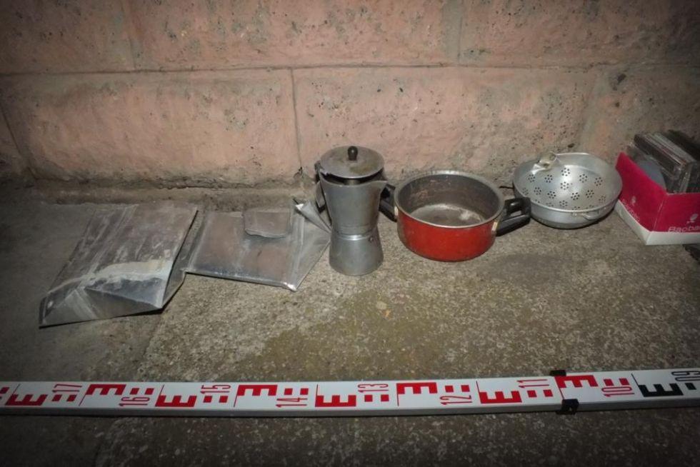 Még a konyhai eszközöket is ellopták