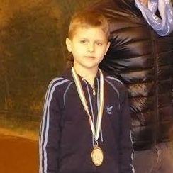 Viktor bronzérme