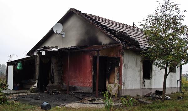 Megsérült a tulajdonos a tűzben (friss fotóval)