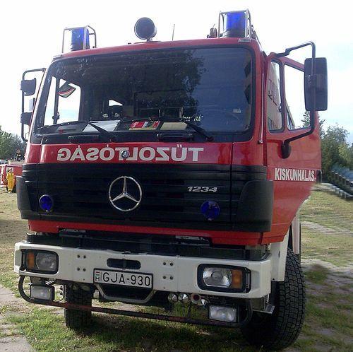 Tűz a szegedi úti szemétlerakóban (frissítve)