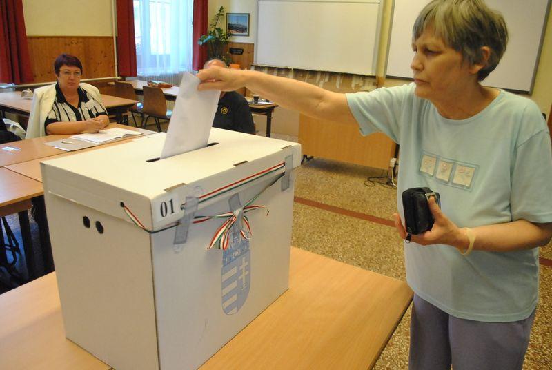 EP-választás: sima Fidesz-siker Halason is