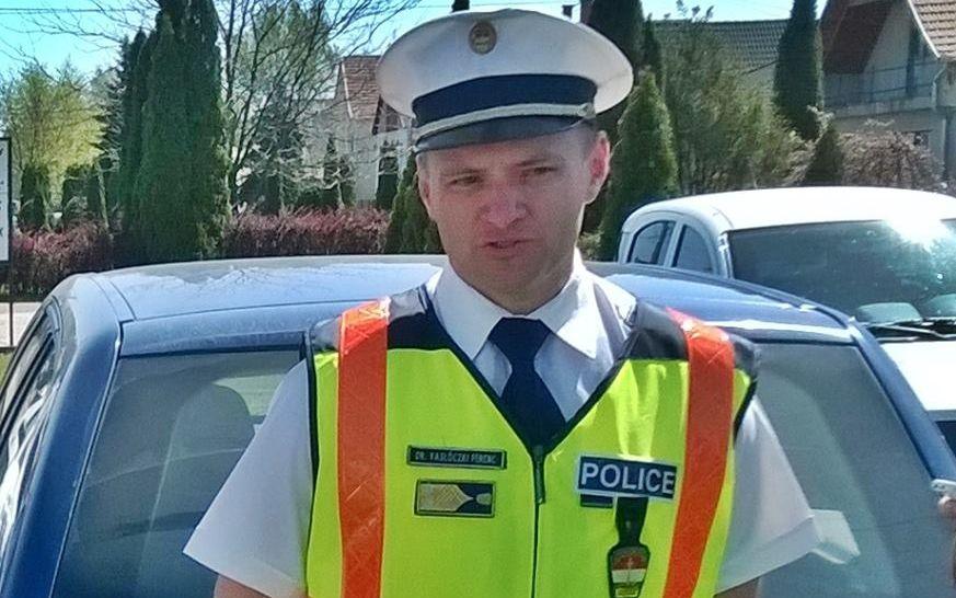 Új rendőrkapitánya van Halasnak