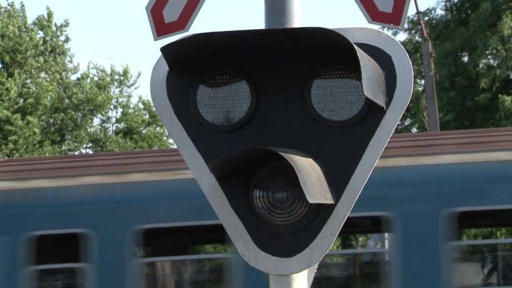 Javítják a Majsai úti vasúti átjárót