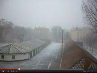 Videó a januári viharról
