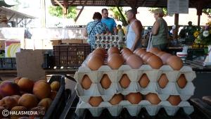 A helyi termelőkben bíznak a vevők