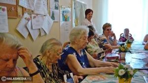 Mozgalmas nyár az Idősek Klubjában