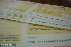 Hétfőn lejár a helyi adó határidő