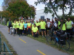 Lehet csatlakozni – folytatódnak a kerékpáros programok