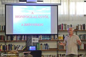 Ünnepi könyvhét Benkő Lászlóval