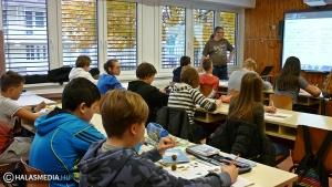 100 milliós fejlesztés a Szent József-iskolában