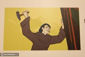 Luther rajzfilm változatban (galéria)