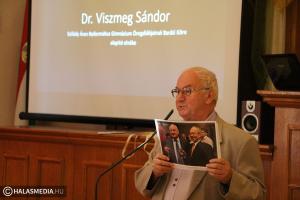 Emlékezés dr. Viszmeg Sándorra