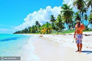 A kistérségből a Karib-tengerre