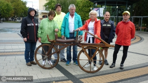Futógép, velocipéd, kulturális örökség