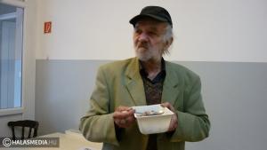 Három évig biztosított a hajléktalanok ebédje