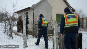 Rendőrök, mezőőrök, tanyagondnokok segítenek a tanyasiaknak