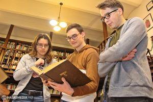 Rendhagyó kultúra napja a Szilády-gimnáziumban