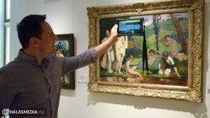 Kiterjesztett valóság a Thorma-múzeumban