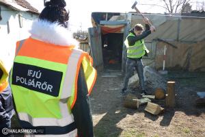 Dékáni HELP – segítség érkezett a tanyákra (galéria)