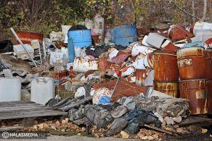 Mi lesz a Majsai úton hagyott vegyi anyagokkal?