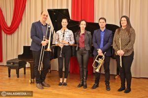 (►) Gaudium Quintett