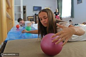 Fontos, hogy a diákok mozogjanak